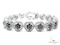 Sterling Silver Bracelet 41207 ステアリングシルバーブレスレット