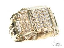14k Yellow Gold Ring 41233 Metal