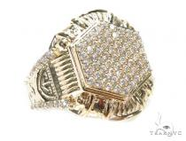 14k Yellow Gold Ring 41240 Mens Gold Rings