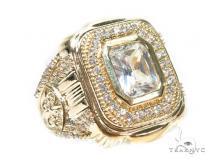 14k Yellow Gold Ring 41241 Mens Gold Rings