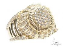 14k Yellow Gold Ring 41242 Mens Gold Rings