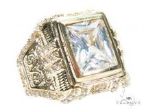 14K Yellow Gold Ring 41222 Metal