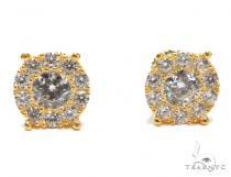 Sterling Silver Earrings 41274 シルバーイヤリング