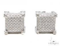 Sterling Silver Earrings 41283 シルバーイヤリング