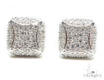 Sterling Silver Earrings 41290 Sterling Silver Earrings