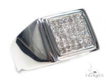 Invisible Diamond Ring 41403 Stone