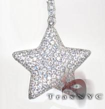 Star Pendant Diamond Pendants
