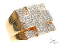 Silver Ring 41415 Metal