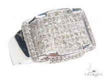 Invisible Diamond Ring 41546 Stone