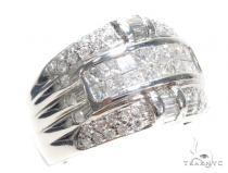 Invisible Diamond Ring 41567 Stone