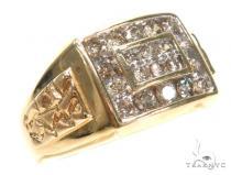 Prong Diamond Ring 41556 Stone