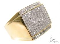 Prong Diamond Ring 41652 Mens Diamond Rings