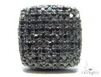 Black Diamond Single Earring 41660 Single Earrings