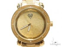 Prong Diamond Ice King Watch 41675 Affordable Diamond Watches