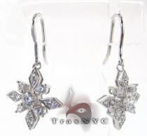 Prism Earrings 2 Stone