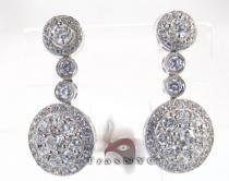 Spectral Earrings レディース ダイヤモンドイヤリング