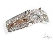Prong Diamond Engagement Ring 41705 Engagement