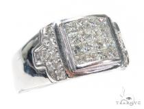 Invisible Diamond Ring 41836 Stone