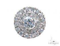 Prong Diamond Pendant 41998 Stone