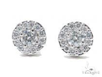 Prong Diamond Earrings 42018 Mens Diamond Earrings