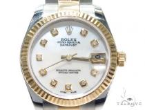 Rolex Datejust Yellow Gold 116233