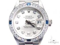 Ladies President Diamond Rolex Watch 42023 ロレックス レディース