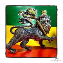Rion Diamond Pendant 42028 Metal