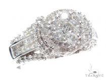 Prong Diamond Engagement Ring 42110 Engagement