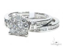 Prong Diamond Engagement Ring 42092 Engagement