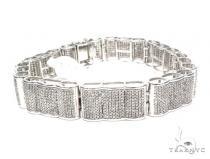 Prong Diamond Bracelet 42111 Diamond