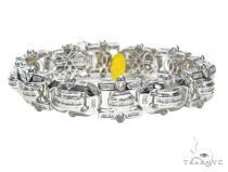 Channel Diamond Bracelet 42119 Diamond