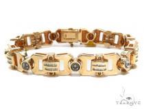 Channel Diamond Bracelet 42124 Diamond