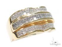 Invisible Diamond Ring 42148 Stone