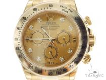 Diamond Rolex Daytona Watch 42353