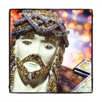 Prong Diamond Jesus Piece 42068 Diamond Jesus Piece
