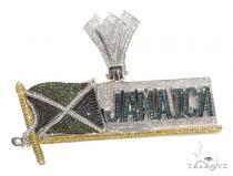 Jamaica Diamond Pendant 42360 Metal