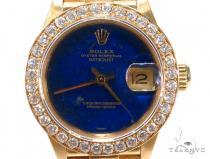 Rolex Datejust Yellow Gold 69178 ロレックス ダイヤモンド コレクション