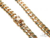 Miami Cuban Gold Chain 35 Inches 25mm 1615 Grams 42379 Gold