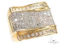 Prong Diamond Pinky Ring 42483 Style