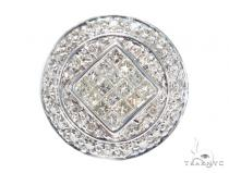 Prong Diamond Pendant 42581 Stone