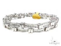 Channel Diamond Bracelet 42640 Diamond