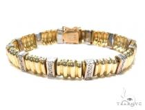 Prong Diamond Bracelet 42653 Diamond