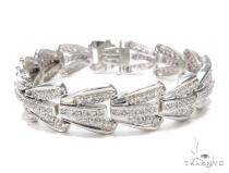Prong Diamond Bracelet 42658 Diamond