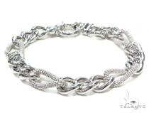 Sterling Silver Bracelet 42669 シルバー ブレスレット