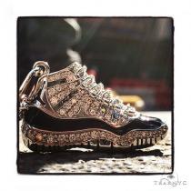Air Jordan 11 Concord Sneaker Pendant 42772 Metal