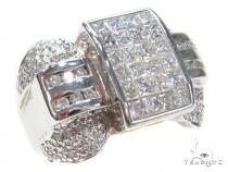 Invisible Diamond Ring 42705 Mens Diamond Rings
