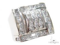 Invisible Diamond Ring 42709 Mens Diamond Rings