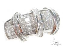 Invisible Diamond Ring 42711 Mens Diamond Rings