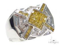 Invisible Diamond Ring 42716 Mens Diamond Rings