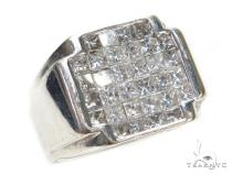 Invisible Diamond Ring 42923 42723 Mens Diamond Rings